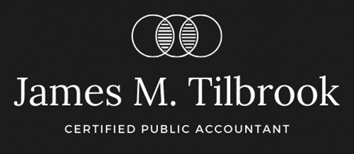 LKJG, Inc. DBA James M Tilbrook CPA Logo